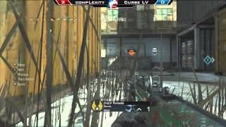 compLexity vs Curse LV - Game 3 - MLG Plays 2000 Series