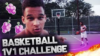 Back at it with another 1V1 BASKETBALL VIDEO! In this video my friend and I do a 1V1 Basketball challenge with some killer ...