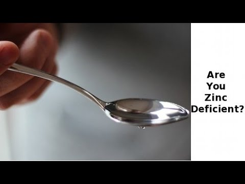 how to test zinc in blood