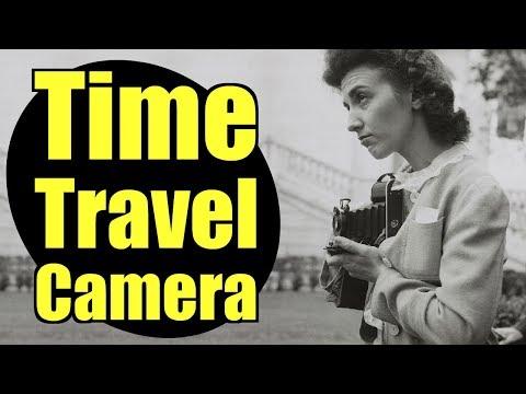 Een camera die het verleden kan vastleggen. Trans Time fotografie