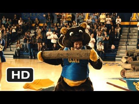 Easy A #8 Movie CLIP - A Woodchuck Mascot (2010) HD