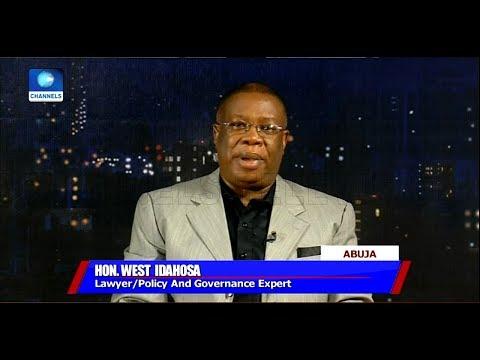 Osun Election: INEC's Declaration Does Not Make Sense - West Idahosa Pt.1 |Politics Today|