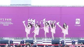 Download Lagu 151025 여자친구(GFRIEND) - 유리구슬 (Glass Bead) @광주 와이즈파크 직캠/Fancam by -wA- Mp3