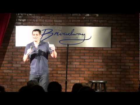 Joe Machi Comedy Central Showcase 9/22/10