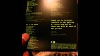 CD Opening: Ed Sheeran- X (Deluxe)