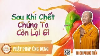 Sau Khi Chết Chúng Ta Còn Lại Gì (English Subtitle) - What Do We Remain After Death