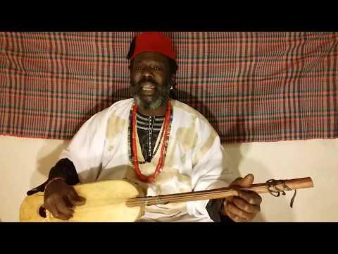 """Baba Sissoko , le Griot, """"Histoire d'un pauvre couple!"""""""