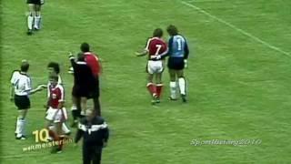 WM 1982: Die Schande von Gijon