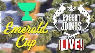 Expert Joints LIVE on Pot TV - At The Emerald Cup 2018 by Pot TV