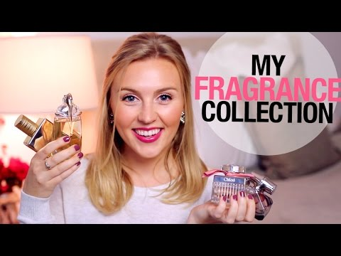 My Fragrance Collection | 2015
