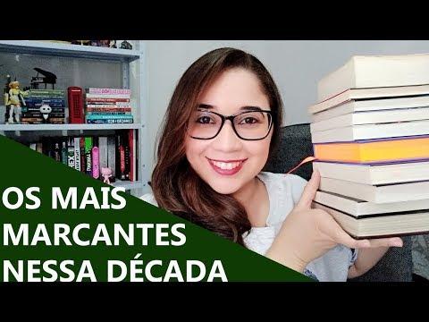 10 LIVROS QUE MARCARAM MINHA ÚLTIMA DÉCADA ?? | Biblioteca da Rô