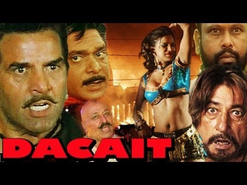Dacait | Full Action Hindi Movie | Dharmendra | Satnam Kaur | Ishrat Ali