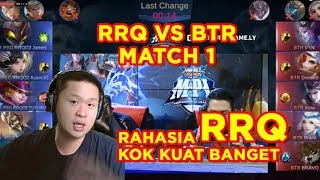 Video MPL MATCH 1 BTR VS RRQ ANALISA GAMEPLAY!! MP3, 3GP, MP4, WEBM, AVI, FLV Februari 2019