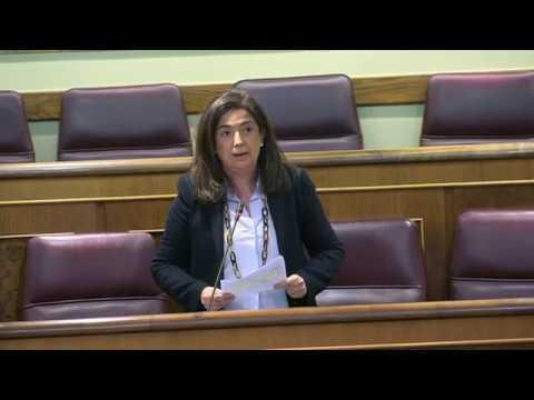 Réplica de Sandra Moneo en la #SesiónDeControl