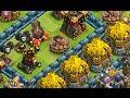 GNADENLOS || Champion 4500 + Pokale Gameplay zum Lernen||5 Golem Taktik