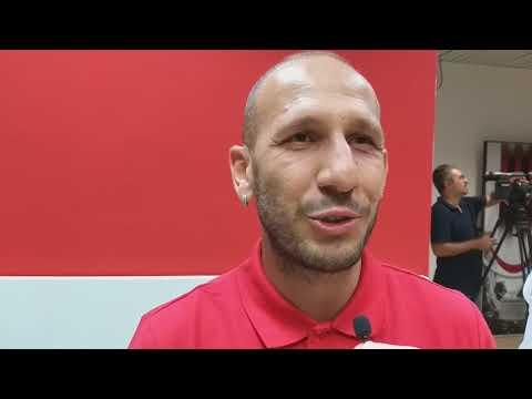VIDEO – L'intervista a Galano, nuovo attaccante del Foggia Calcio