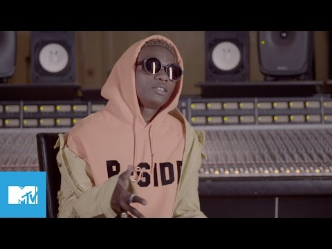 WizKid Talks 'Sounds From The Other Side', Fame & More   MTV Music Exclusive Interview