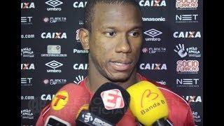 Entrevista pós-jogo: Vasco da Gama 0x1 Atlético Paranaense - Ribamar