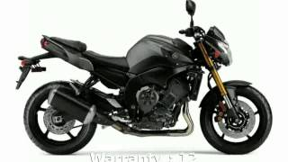 6. 2012 Yamaha FZ 8 - Info and Specification