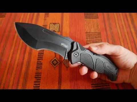 WALTHER OSK II Messer im Test !