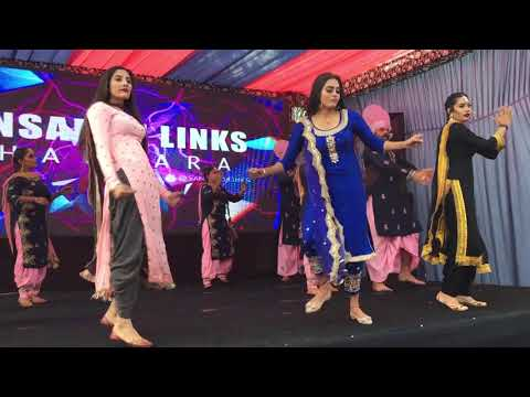 Beautiful Punjabi Dancer 2020 | Sansar Dj Links Phagwara | Top Punjabi Dancer Video 2020