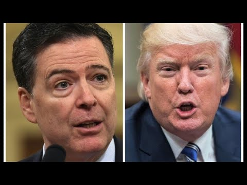 Trump 'morally unfit' for office says ex-FBI chief Comey