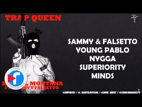 Letra Trap Queen Kartel Montana Ft Sammy y Falsetto