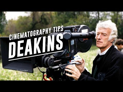 Roger Deakins Cinematography Style in 6 Steps
