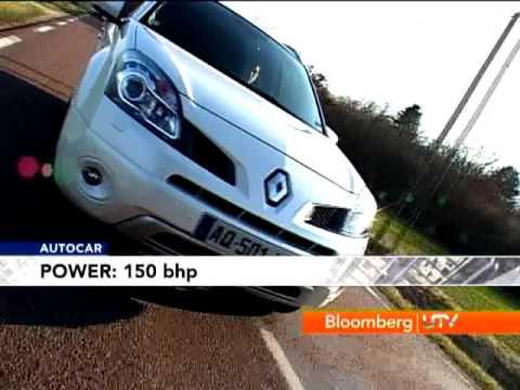 The Autocar India Show: Renault Koleos