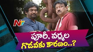 Ram Gopal Varma Strong Counter To Puri Jagannadh Fans With His Tweet | Box Office
