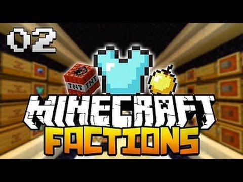 iDeactivateMC Factions | Season 1 | Episode #2: MOB GRINDER!