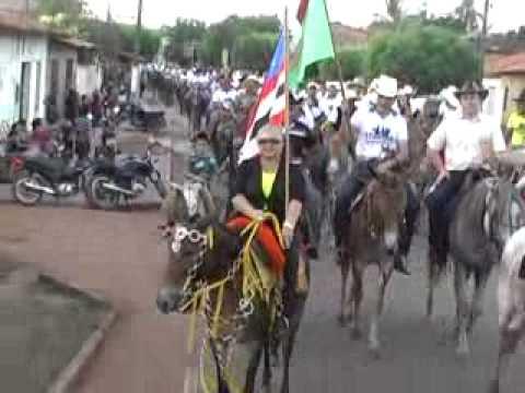Cavalgada em Bernardo do Mearim