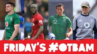 LIVE: OTB AM | Irish World Cup fear, Premier League preview, Ireland vs England, Phil Thompson