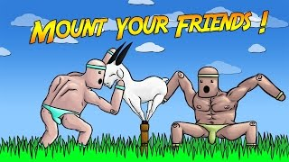Video JE PLEURE DE RIRE ! | Mount Your Friends ! (Avec Oxilac) MP3, 3GP, MP4, WEBM, AVI, FLV September 2017