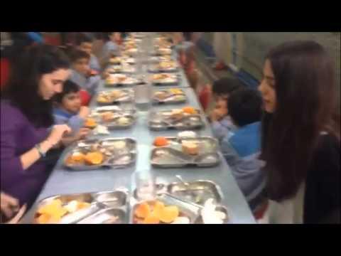 Cambiar el mundo desde un comedor escolar