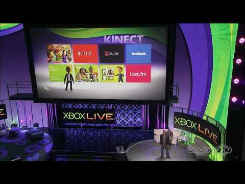 Kinect - Check out some of the video chat features offered by Kinect. Features & Reviews - http://www.youtube.com/user/gamespot Gameplay & Guides - http://www.youtube...
