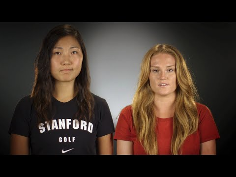 """student - Student-athletes at Stanford talk about how """"It's On Us,"""" as a community, to prevent sexual assault and relationship violence. Stanford University: http://www.stanford.edu/ Sexual Assault..."""