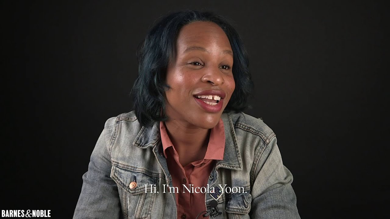 Author Nicola Yoon chats with us about what inspired her to become a writer and more!