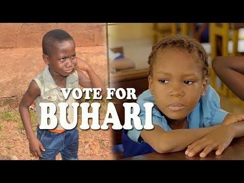 VOTE FOR BUHARI (Mark Angel Comedy)