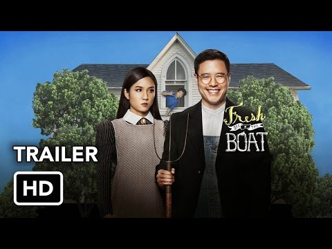 Fresh Off The Boat Trailer (HD) ABC TV series