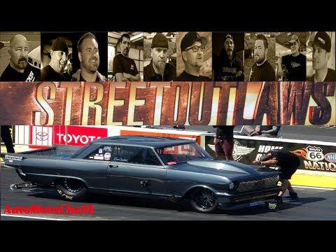 Street Outlaws no Prep Kings SEASON 3 ILLINOIS $40,000 RACE part 1