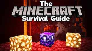 How To Set Your Spawn in the Nether! • The Minecraft Survival Guide (Tutorial Lets Play) [Part 310]