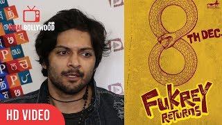 Nonton Ali Fazal On Fukrey Returns   Fukrey 2 Shooting   Viralbollywood Film Subtitle Indonesia Streaming Movie Download