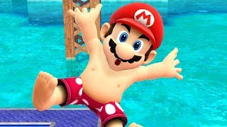 We already got Swimsuit Mario for Sm4sh!