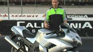 2. 2008 Kawasaki ZX-14 Motorcycle Review: First Ride