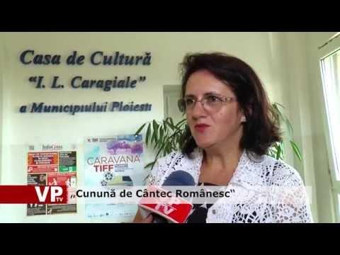 """""""Cunună de Cântec Românesc"""""""