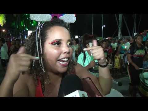 Polos descentralizados movimentam a cidade no sábado de Carnaval