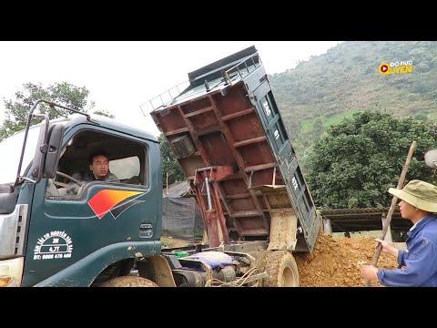 Xe ô tô tải chở cát, xe ben, xe máy xúc RC, xe công trình - Đồ chơi trẻ em mới nhất - Thời lượng: 10 phút.