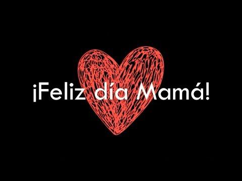 Palabras de amor - ¡Feliz día Mamá!