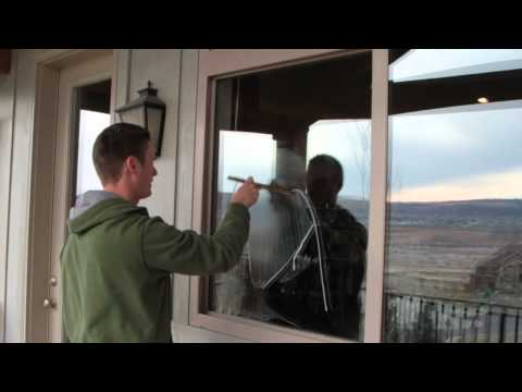 Zack's Glass Cleaners Window Cleaning Techniques